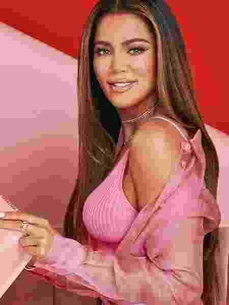 Khloé Kardashian para Ipsy  - Divulgação/Ipsy