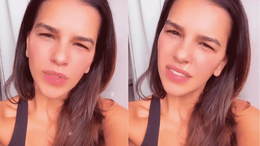 Mariana Rios brincou com boatos de que estará entre os participantes do reality da TV Globo - Reprodução/Instagram/@marianarios