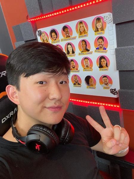 """Pyong Lee fala sobre """"BBB 21"""" - Reprodução Instagram"""