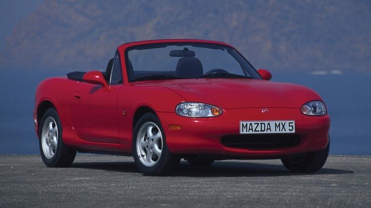 Mazda MX-5 1998 - Divulgaçãoo - Divulgaçãoo
