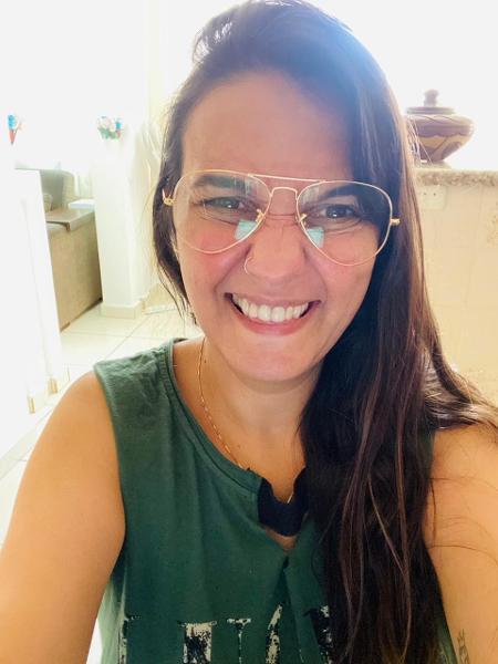 A jornalista Flavia Ferreira ficou desempregada e resolveu procurar emprego para ela e para quem mais precisa - Arquivo pessoal