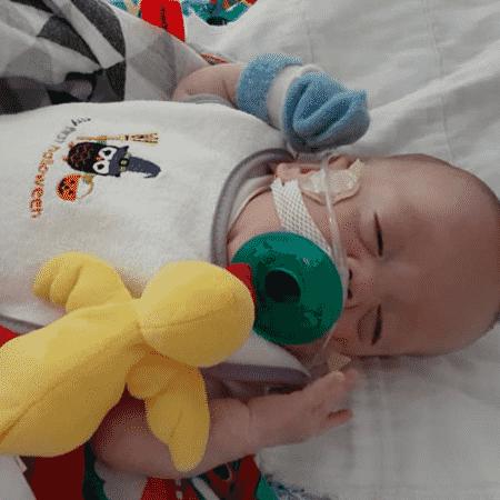 Nascido com apenas 21 semanas, bebê mais prematuro do mundo completa um ano - Guinness World Records/Divulgação - Guinness World Records/Divulgação