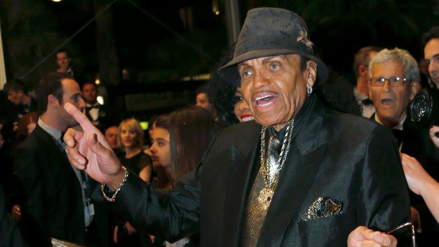 Joseph Jackson, pai de Michael Jackson - Reuters