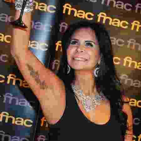 Memes de Gretchen atiçaram a curiosidade da rapper - Manuela Scarpa/Photo Rio News