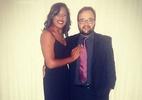 Sem restaurante: casal celebra aniversário de namoro em hospital e viraliza - Reprodução/Facebook