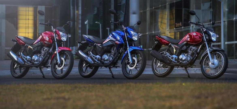 Honda CG é o veículo mais emplacado em 12 dos 27 estados brasileiros e supera o Onix em números totais de vendas - Divulgação