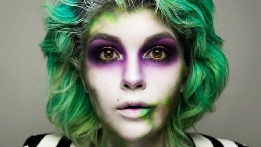 af17a434a 5 looks de Halloween para criar com o que tem na sua bolsa de maquiagem