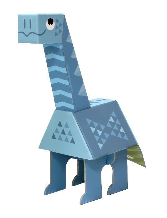 Dinossauro de Montar ? Apatossauro, R$ 58, Krooom para UniqueShop (www.uniqueshop.com.br)