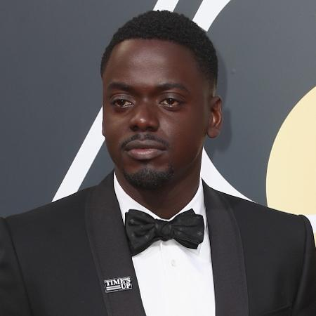 Daniel Kaluuya no Globo de Ouro 2018 - Getty Images