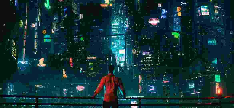 """Cena de """"Altered Carbon"""", da Netflix - Divulgação/Netflix"""