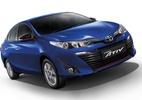 Em breve no Brasil, Toyota Yaris Sedan chega ao México por R$ 37.700 - Divulgação