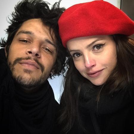 Pedro Lamin e Agatha Moreira - Reprodução/Instagram