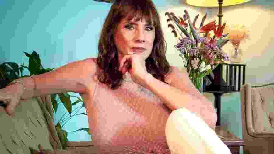 Nicole Puzzi, musa da pornochanchada na década de 70 e 80, não entende porque não é chamada para atuar na televisão - Reprodução/Instagram/@nicolepuzzi