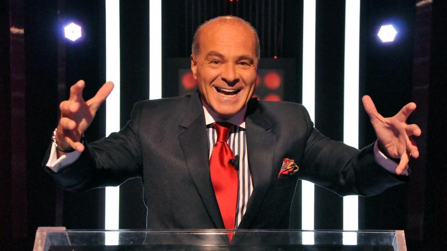 """Marcelo de Carvalho, vice-presidente da RedeTV! e apresentador do """"Mega Senha"""" - Divulgação/RedeTV!"""