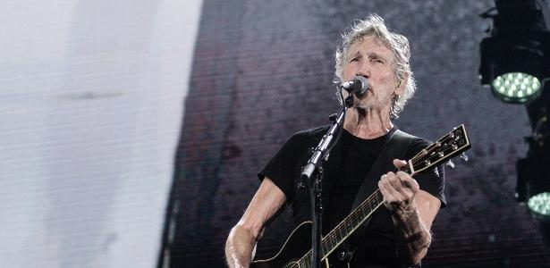 2º show no Brasil | Roger Waters volta a criticar Jair Bolsonaro em SP: 'Censurado'