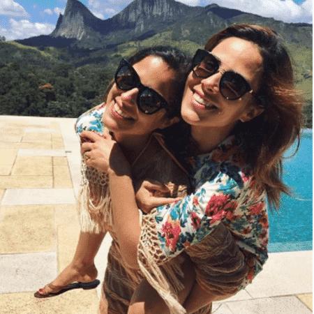 Camila Camargo e Wanessa Camargo - Reprodução/Instagram