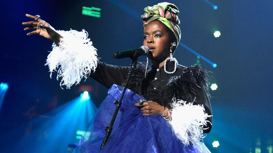 A cantora americana Lauryn Hill - Kevin Mazur/Getty Images