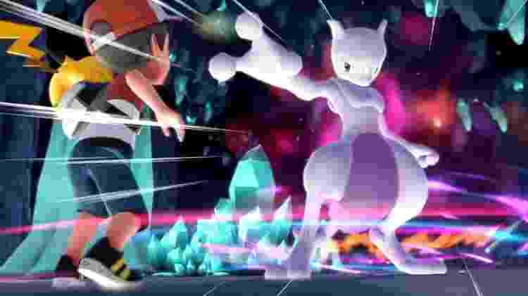 O Mewtwo é o Pokémon psíquico mais famoso - Reprodução