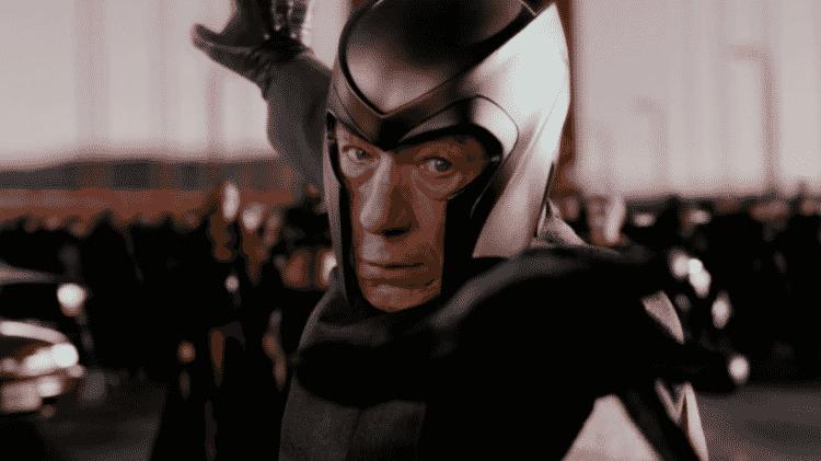 Ian McKellen como Magneto - Reprodução - Reprodução