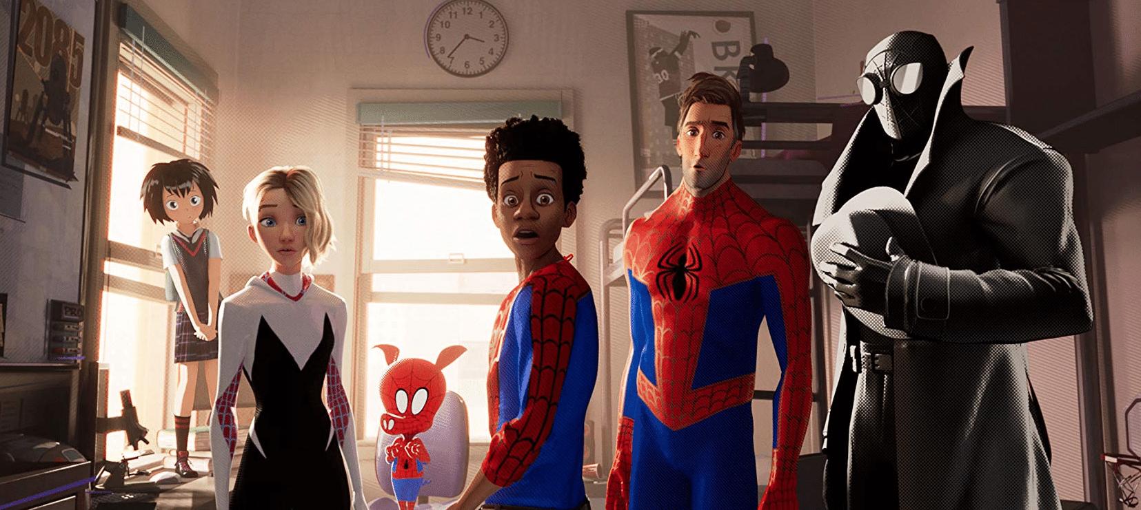 Homem-Aranha no Aranhaverso': Sony proibiu atores de filmes anteriores a participarem da animação