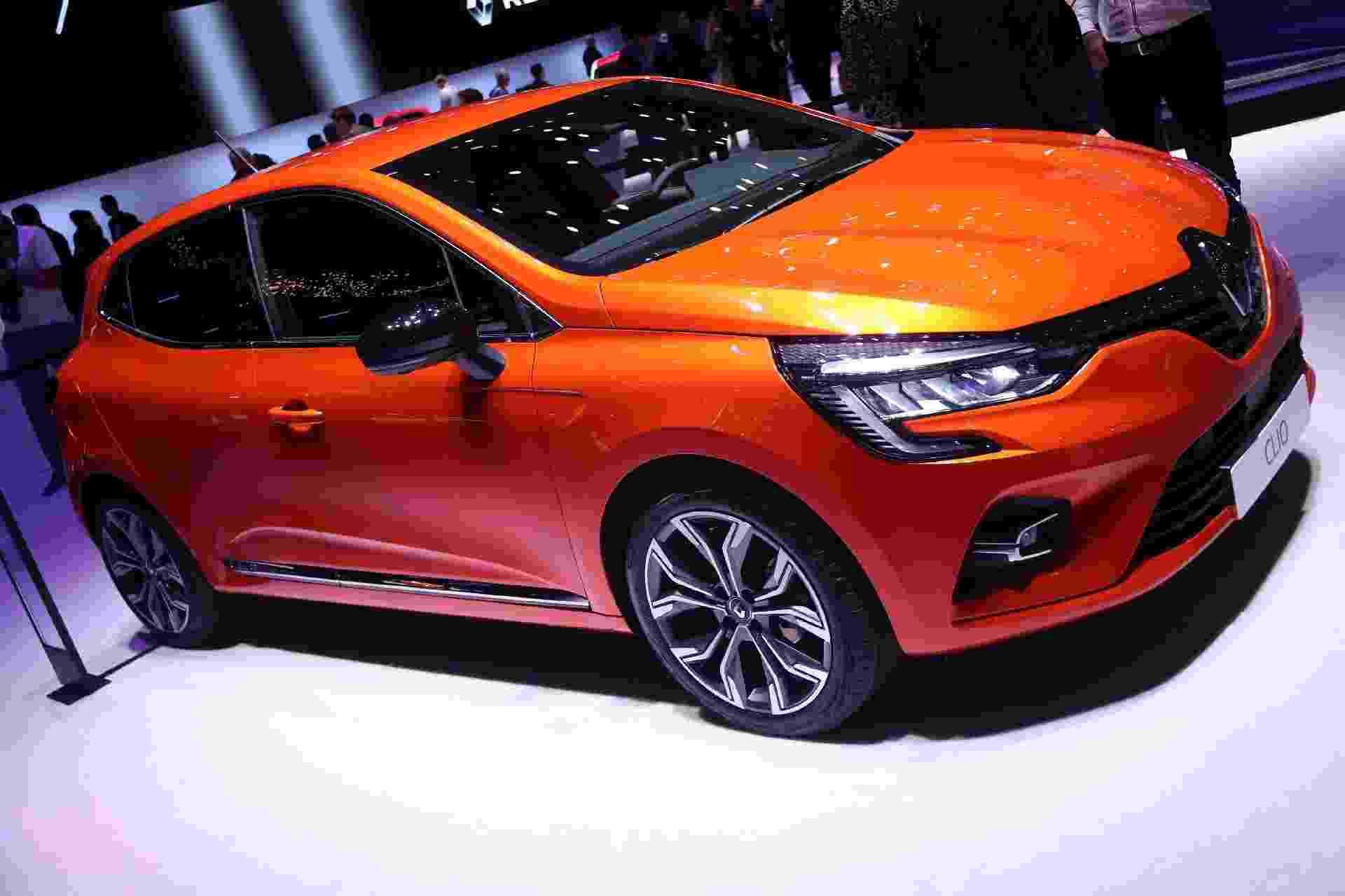 Renault Clio - Newspress