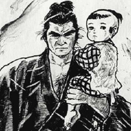 Lobo Solitário, de Kazuo Koike - Reprodução - Reprodução