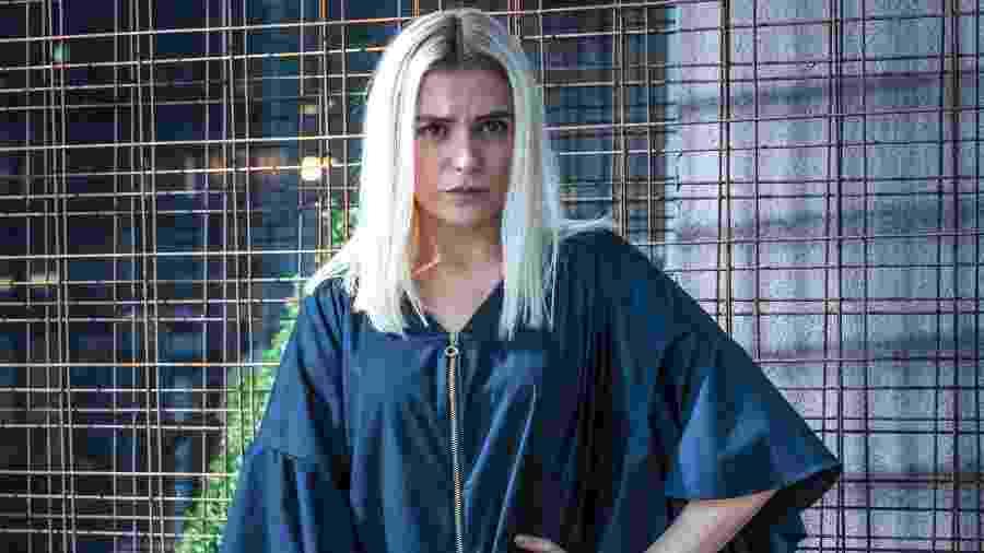 Monica Iozzi é Kim em A Dona do Pedaço - Paulo Belote/Globo