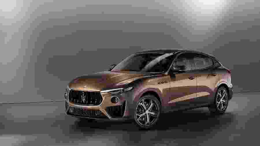 Maserati Levante - Divulgação/Maserati