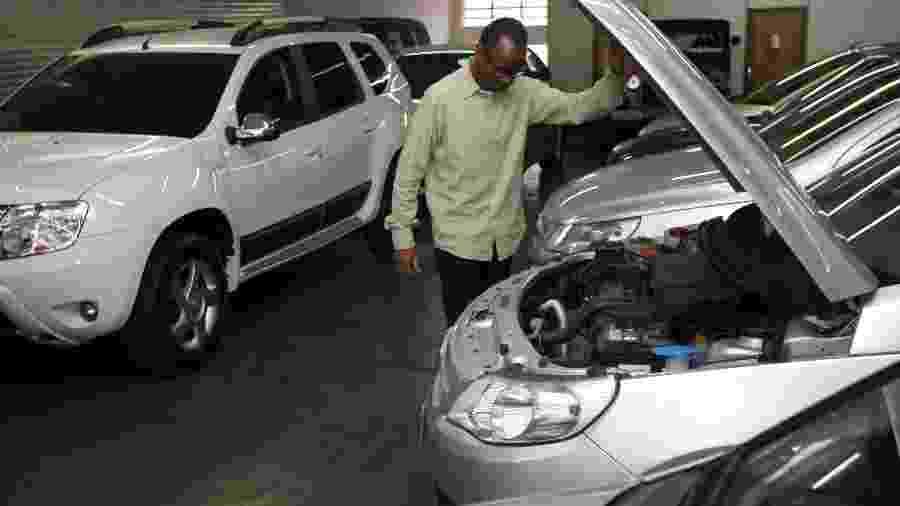 Carro bem cuidado e com documentação em dia é vendido mais rapidamente e a um preço maior - Luiz Carlos Murauskas