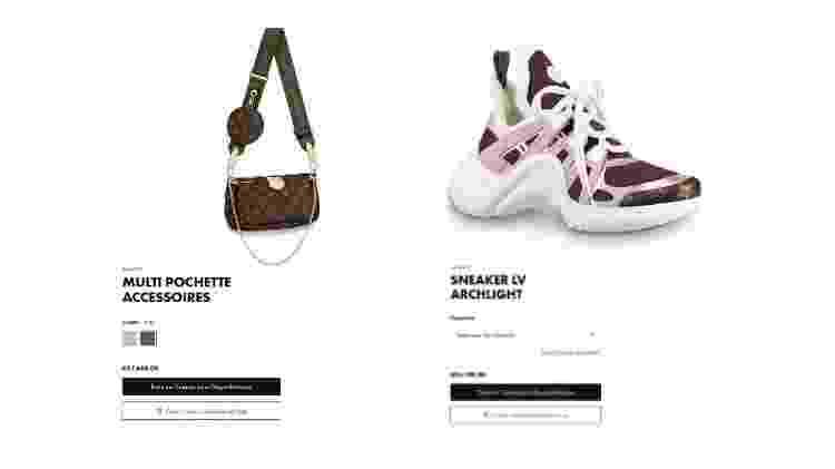 Andressa Suita LOuis Vuitton - Reprodução/Louis Vuitton - Reprodução/Louis Vuitton