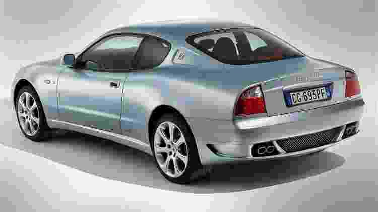Maserati 4200 GT - Reprodução - Reprodução
