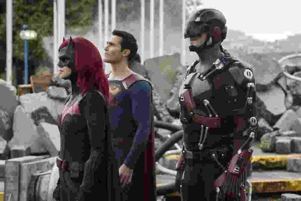 Crise nas Infinitas Terras será maior crossover Arrowverse até o momento - Dean Buscher/The CW