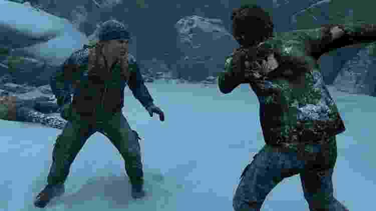 The Last of Us Part II Abby e infectado - Reprodução - Reprodução