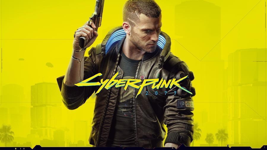 """Depois de sofrer adiamentos, Cyberpunk 2077 chega em novembro de 2020, com uma versão """"next gen"""" em 2021 - Divulgação"""