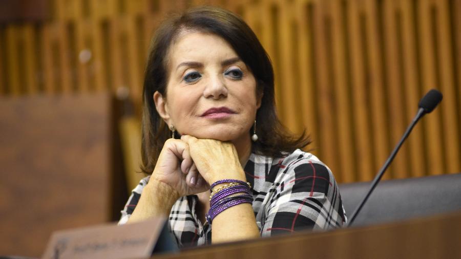 A professora Maria Izabel Azevedo Noronha, a Bebel, é presidenta da Apeoesp e deputada estadual (PT/SP) - Rogério Cavalheiro/Divulgação