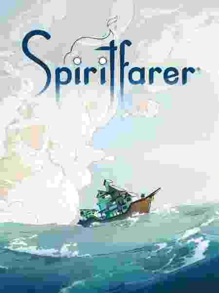Spiritfarer box art - Reprodução - Reprodução