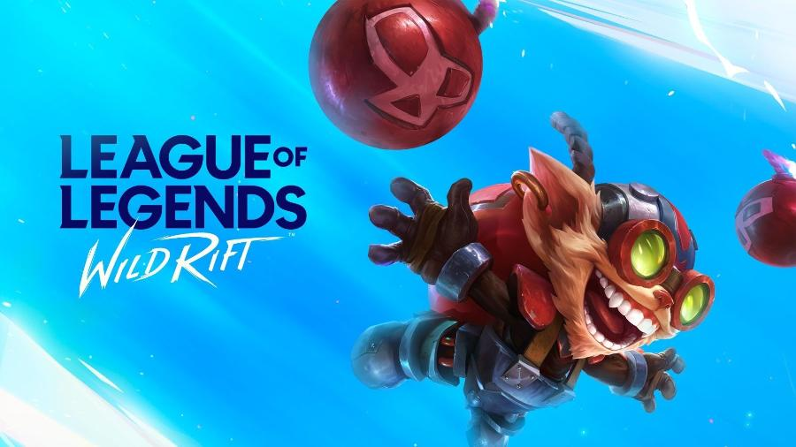 League of Legends: Wild Rift - Reprodução