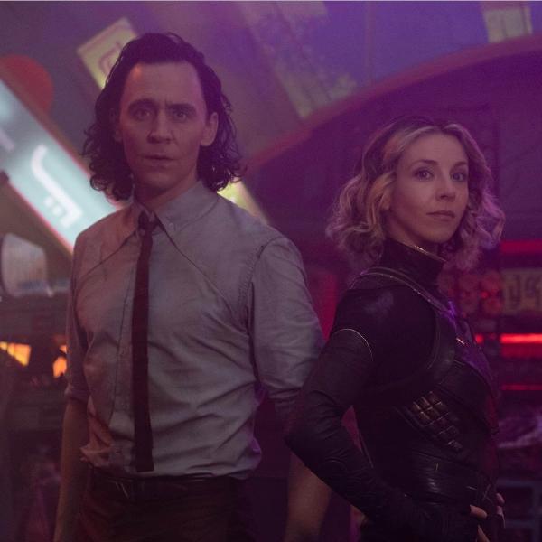 Loki e Sylvie são os protagonistas do episódio