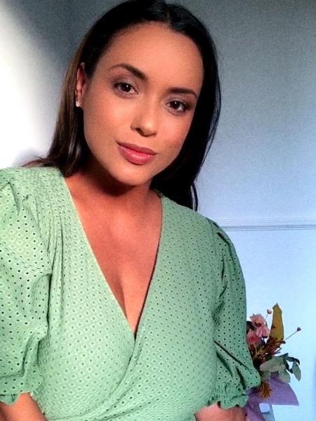 Suzanna estava em Miami quando conheceu uma norueguesa  - Acervo pessoal