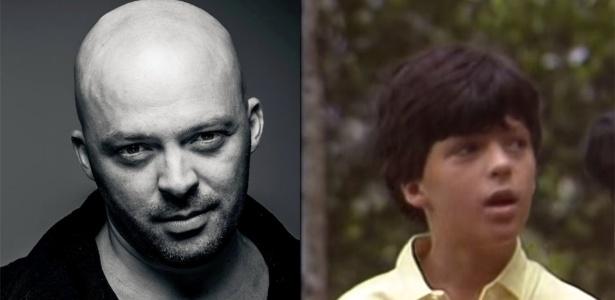 """Daniel intepretou o terceiro Pedrinho na versão para televisão do """"Sitio do Pica Pau Amarelo"""", em 1986 - Reprodução"""