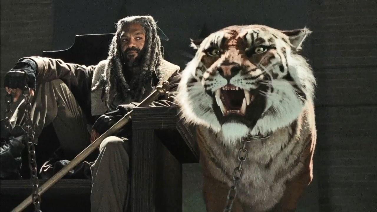 Ezekiel é o novo personagem que vai aparecer em
