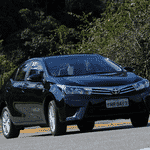 Toyota Corolla GLi 2014 - Murilo Góes/UOL
