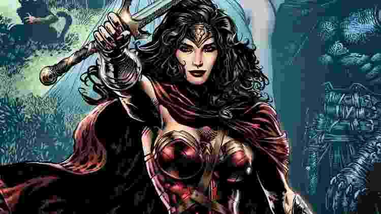 Divulgação DC Comics