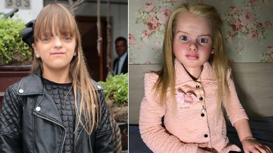 Boneca de Rafa Justus é feita com cabelo humano e tamanho de uma criança cinco anos   - Brazil News/Arquivo pessoal