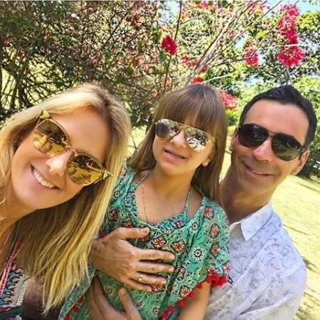 Ticiane, Tralli e Rafinha aproveitam fim de semana na Bahia - Reprodução / Instagram