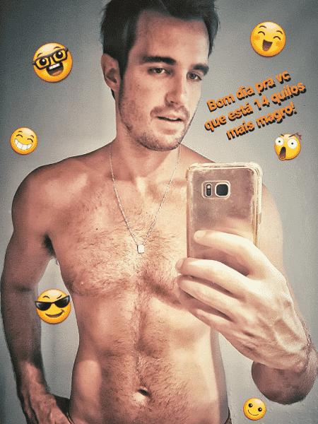 Reprodução/Instagram/maxfercondini