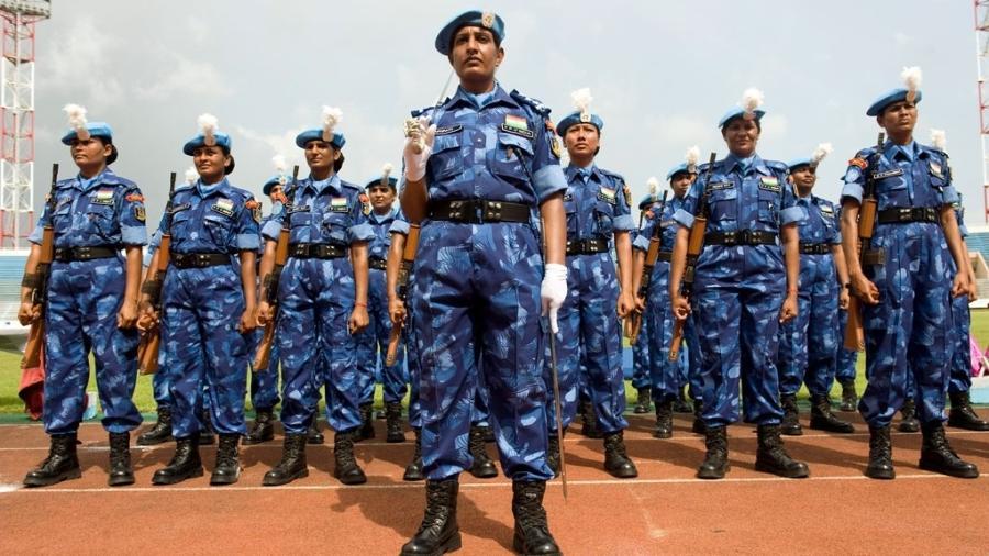 Apenas 4% das forças militares das Nações Unidas são mulheres - Divulgação/ONU News