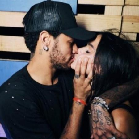 Neymar e Bruna Marquezine - Divulgação