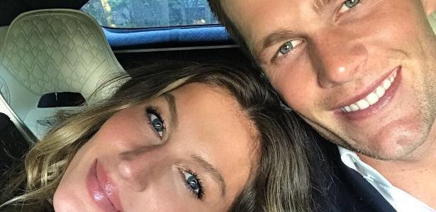 Gisele Bündchen e Tom Brady estão casados desde 2009