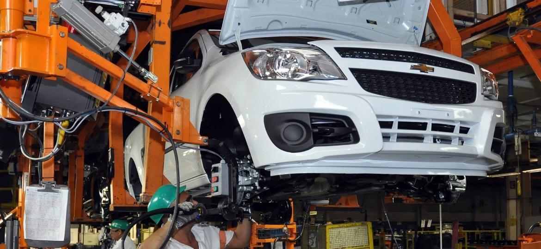 General Motors - Fábrica em São Caetano do Sul (SP) - Divulgação